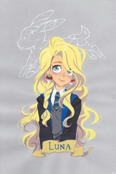 Costumes Harry Potter Fan Art Harry Potter - Luna Lovegood - Wattpad - Read Présentation from the story Fan Art Harry Potter by with reads. Harry Potter Anime, Harry Potter Fan Art, Images Harry Potter, Fans D'harry Potter, Mundo Harry Potter, Harry Potter Drawings, Harry Potter Tumblr, Harry Potter Characters, Harry Potter Universal