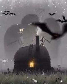 Betty Boop Halloween, Halloween Gif, Halloween Images, Halloween Town, Vintage Halloween, Halloween Tricks, Happy Halloween Quotes, Halloween Photography, Spooky Treats