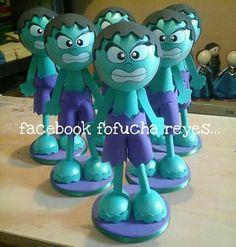 Fofucha hulk
