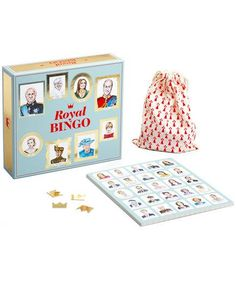 Royal Bingo | Forget the typical cookie-cutter gifts—try these special, hand-picked items instead. Find more great gifts for everyone on your list here.