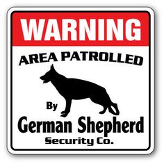 Home Office Wood Dog Breed Personality Sign Gift Spoiled German Shepherd