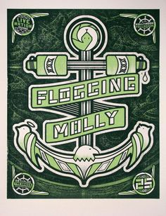 Ohh this one its still available! If anyone wants to get me an early xmas gift i love this flogging molly poster! ;)