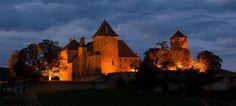 Le Château De Pierreclos - Burgundy. $219/155 Euros per night, breakfast included.