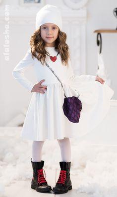 ALALOSHA: VOGUE ENFANTS: LOVE MADE LOVE AW14 girlswear