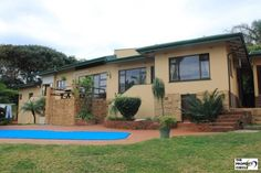 PROPERTY UVONGO - UVONGO House HIBISCUS COAST. EXCEPTIONAL BUY . . . . 4 bedroom house with 2 bachelor flats in sought after Uvongo.   This charming home caters for the whole family. The living areas open onto a patio overlooking your manicured garden and sparkling pool. R 1 300 000 Vacant Land, Kwazulu Natal, 4 Bedroom House, Hibiscus, Living Area, Townhouse, Property For Sale, Coast, Patio