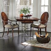 Found it at Wayfair - Avalon Heights Neo Deco 3 Piece Dining Set