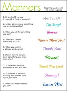 Worksheet Manners Worksheets worksheets and manners on pinterest purple petal respect myself others worksheet for and