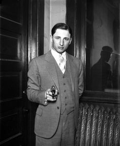On April 28, 1929, policeman Sidney Block of the South Chicago district, off duty and in plain clothes, shot and killed a well-dressed young gunman who'd held up two 63rd Street shops. According to the Tribune, Block yelled
