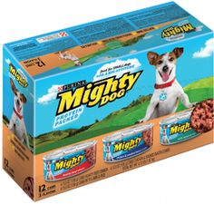 $1.00 off Variety pack of Mighty Dog Food Coupon on http://hunt4freebies.com/coupons