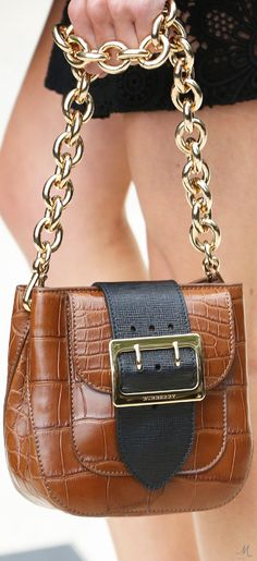 4c7ad002602d Spring 2016 Ready-to-Wear Burberry Prorsum Burberry Handbags
