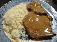 recipe is very similar tasting to the country style steak at K&W Cafeteria style restaurants. I use Uncle Ben's boil in bag rice with this as it tastes almost the same as K&W, but mine may be a little better, if I do say so myself! Baked Steak Recipes, Beef Cube Steak Recipes, Beef Cubed Steak, Beef Recipes, Cooking Recipes, Cuban Recipes, Baked Cube Steak Recipe, Pork, Minute Steak Recipes