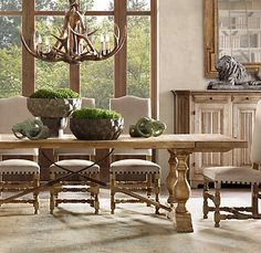 Rectangular Dining Tables | Restoration Hardware