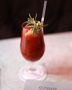 Wow, it's been a long week with London Coffee Week and Record Store Day! Now for Bloody Marys at @LondonGrind