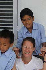 Volunteer Abroad Nepal Kathmandu http://www.abroaderview.org