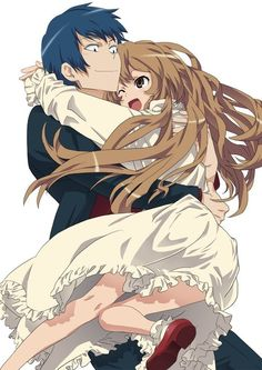 Browse Toradora Anime/Manga collected by and make your own Anime album. Manga Anime, Anime Art, Otaku, I Love Anime, Awesome Anime, Toradora Taiga And Ryuuji, Anime Toradora, Kawaii Anime, Best Anime Couples