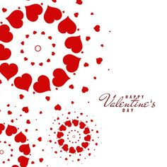 Abstract Valentine's day stylish greeting background, Abstract, Background, Card PNG and Vector