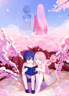 Darling In The Franxx Wallpaper, Darling In The Franxx Zero Two Darling In The Franxx Hiro Darling In The Franxx Funny Manga Anime, Otaku Anime, Anime Love Couple, I Love Anime, Zero Wallpaper, Desu Desu, Tamako Love Story, Anime Lindo, Zero Two