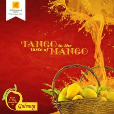 "Gulmurg is poised to take on May's mercury with ""Mango Tango"". Discover the versatility of the sun speckled national fruit in myriad ways. Be it the sun kissed Hand Churned Mango Ice-cream, Baked Mango Yoghurt or Soft Mango Cheesecake and many more Mangolicious offerings available from 4th May 2015 to 31st May 2015. Treat yourself to the Mango Tango and beat the searing heat."