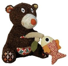 Musical Lullaby Bear on www.amightygirl.com