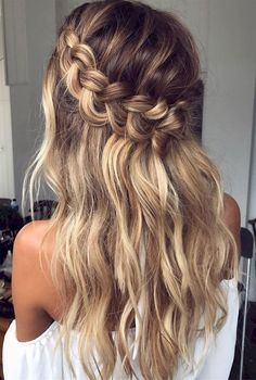 95 Bridal Wedding Hairstyles For Long Hair that will Inspire