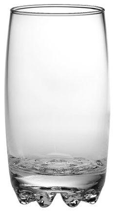 Bormioli Rocco Galassia Tumbler Beverage Glasses, Set of 6, Gift Boxed for $24.86