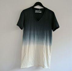 Robert Geller Ombre Shirt