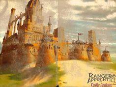 ranger's apprentice castle redmont - Google Search