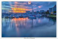 How stunning does Durban look #Durban #Sunrise