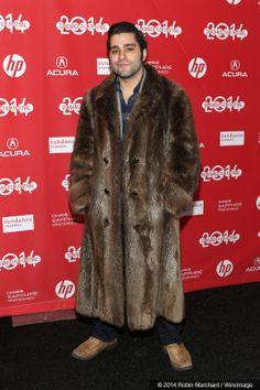 Jordan Vogt-Roberts at the premiere of American Ham.