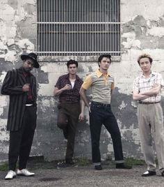 Sun Records: CMT has retitled the new series, formerly known as Million Dollar Quartet. Do you plan to watch the young Memphis music scene drama when it premieres after Nashville on CMT? Sam Phillips, Sun Records, Jerry Lee Lewis, Classic Rock And Roll, Young Elvis, Chad Michael Murray, Muddy Waters, Series Premiere, Elvis Presley