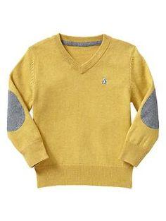 Toddler Boys V-neck sweater | Gap Kids