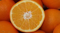 arancia golosa per il pandoro!