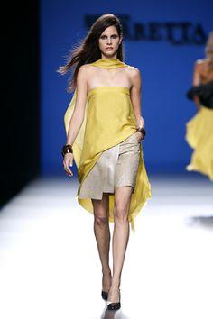 Roberto Torretta, Primavera-Verano 2014 Madrid Fashion Week