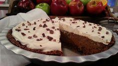 Refined sugar-free Mississippi Mud Pie