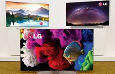 ¡Actualidad! ¿Sabías que #LG sigue apostando por la tecnología #OLED y presenta sus nuevos modelos de #TV?
