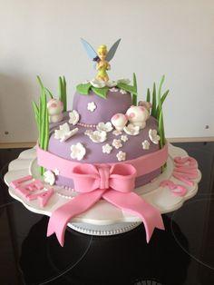 Gâteau fée clochette
