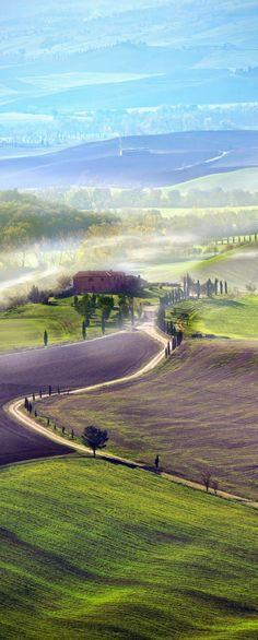 Tuscany, Italy....<3**