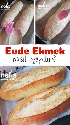 Turkish Recipes, Hot Dog Buns, Bread Recipes, Food And Drink, Brioche, Cooker Recipes, Bread, Bakken, Food