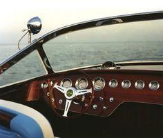 Riva Cockpit
