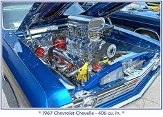 67 Chevelle 406