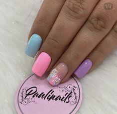 Cute Nail Art Designs, Neutral Nails, Manicure And Pedicure, Cute Nails, Maya, Hair Beauty, Lily, Gifts, Nail Ideas