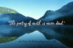 Celebrate Earth Day with these 24 wonderful quotes.