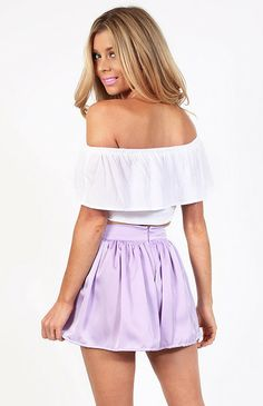 Eloise Crop White $45 http://bb.com.au/collections/new/products/eloise-crop-white#