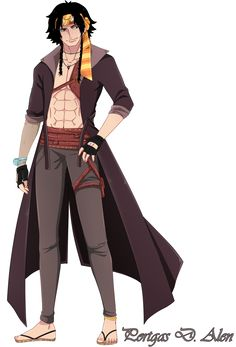 Dennas Omar Timeskip by donaco on DeviantArt Character Creation, Character Concept, Character Art, Character Design, Manga Anime One Piece, Anime Oc, One Piece Fairy Tail, One Piece Crew, Anime Monsters