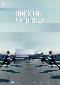 Innocent Saturday  #Movie #Poster Also another interesting photo that shows layer and stop motion photography. Because stop motion photography is one of the things we are focusing on this year, this is a great layout idea AND an interesting photography idea to show emergence. It'll look more like the subject is emerging, if the smaller pictures started in the middle with the pictures with the bigger subjects layered last.