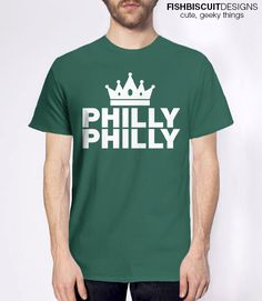 Philly Philly T-Shirt Philadelphia Eagles shirt. Conference Champions Super Bowl  football shirt. faa8644ac