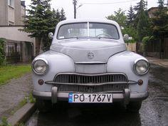 FSO Warszawa Pickup