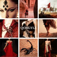House Qorgyle Lords of Sandstone, Sworn to MartellQorgyle is a noble house from western Dorne, their arms are display three black scorpions over red. Originally the Qorgyles were adventuring Andals who settled in the deep dunes and sands of Dorne. During Nymeria's War the Qorgyles supported House Yronwood against House Nymeros Martell. Lord Commander Qorgyle was the predecessor of Lord Jeor Mormont as commander of the Night's Watch. Prince Oberyn Martell was fostered at Sandstone as a…