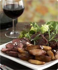 Redwine lamb, that's all I need for Easter! /Dansukker