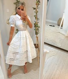 White Outfits, Boho Outfits, Classy Outfits, Dress Outfits, Women's Fashion Dresses, Boho Fashion, Girl Fashion, Fashion Looks, Simple Dresses